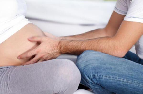svangerskapssmerte kan behandles